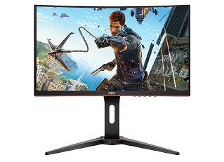 Top 21 24 Inch Full HD LCD and LED Monitors Under 5000, LED
