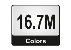 16.7 Mn Colours
